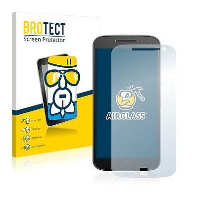 Protector Pantalla para Motorola Moto G4 Plus Cristal Pelicula Transparente