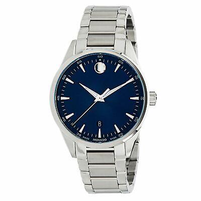 Movado 0607244 Men's Stratus Blue Quartz Watch