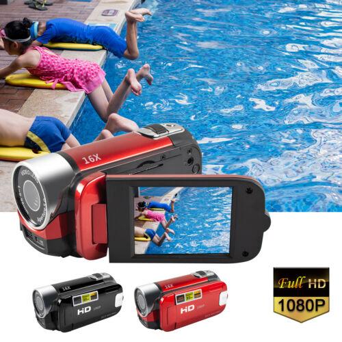 Video Camera Camcorder Vlogging Camera HD 1080P Digital Video Digital Camera