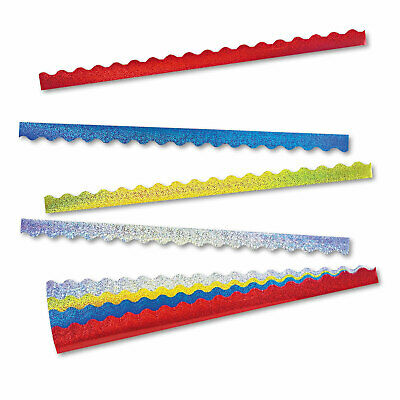 Trend Terrific Trimmers Sparkle Border Variety Pack 2 14 X 39 Panels Asstd 40