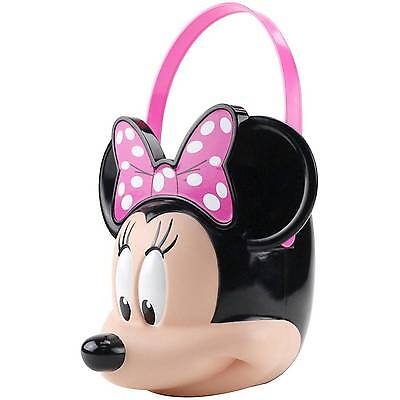 Disney Minnie Mouse Trick or Treat Halloween Candy Pail Bucket - Minnie Mouse Trick Or Treat Bucket