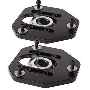 Adjustable 2 Piece Suspension Top Mount Escort MK1/2 Billet Ally Price As A PAIR