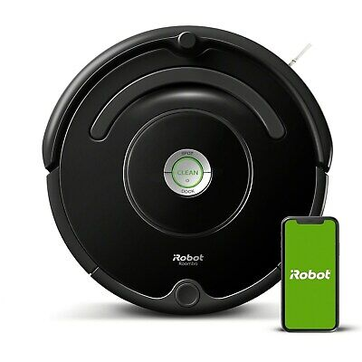iRobot Roomba671 Wi Fi Connected Robot Vacuum Cleaner Roomba671