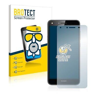 Protector Pantalla Mate para Huawei Y6 II Compact Cristal Templado Anti-Reflejos