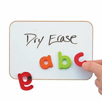 Mini Magnetic Dry Erase Boards - Stationery - 12 Pieces