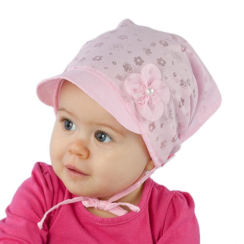 Kopftuch Mädchen Baby Stirnband Bandana Sommer Mütze Dreiecktuch Baumwolle NEU