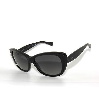 Ralph Lauren RA-5190-1377T3-56  Sunglasses Black Frame Black (Ralph Lauren Lenses)