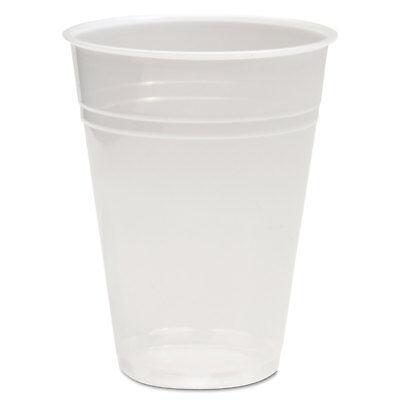 Boardwalk Translucent Plastic Cold Cups 9oz 100/Pack TRANSCUP9PK Boardwalk Translucent Plastic Cups