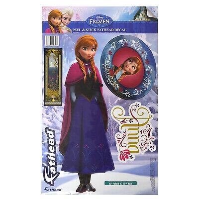 Disney Frozen Anna Peel & Stick Fathead Decal [Brand New]](Games Frozen)