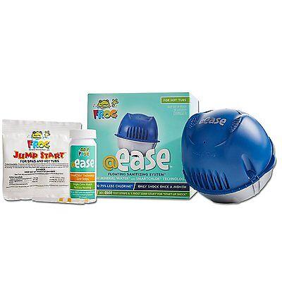 Spa Frog @ease Floating System Self Regulating Spa Mineral Purifier Sanitizer