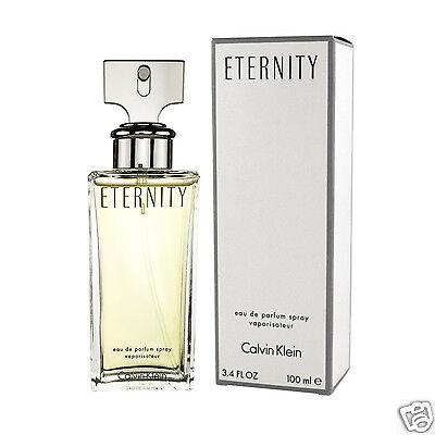 Calvin Klein Eternity for Women Eau De Parfum EDP 100 ml (woman)