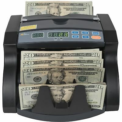 Royal Sovereign Business Bill Money Currency Cash Counter Sorting Machine
