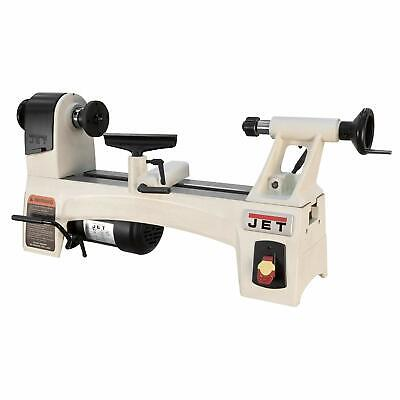 Jet 10 Inch By 15 Inch Mini Woodworking Lathe With 6 Speed Spindle For Parts