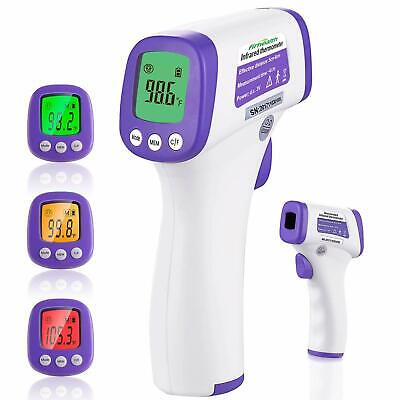 Firhealth Forehead Thermometersinfrared Forehead Thermometer For Adults And Kid