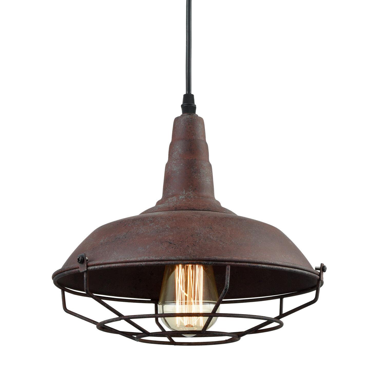 Modern Farmhouse Kitchen Pendant Light Cage Hangning Light F