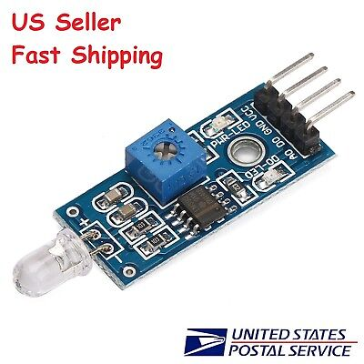 Lm393 Light Sensor Module 3.3-5v Input Arduino Raspberry Pi - Us Seller