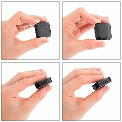 Mini Spy Audio Recorder Voice Activated Listening Device 286 Hours Record Life