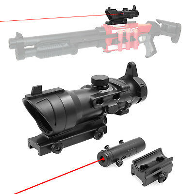 Tactical Close Range Adjustable Scope Pointer for Nerf Blast