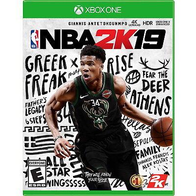 NBA 2K19 Xbox One [Factory Refurbished]