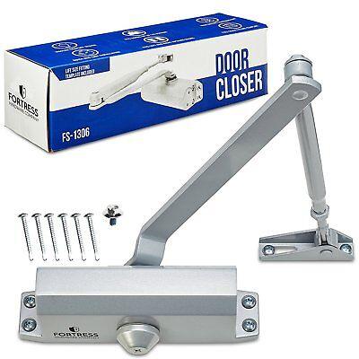 Door Closer Fs-1306 Automatic Adjustable Closers Grade 3 Spring Hydraulic Auto