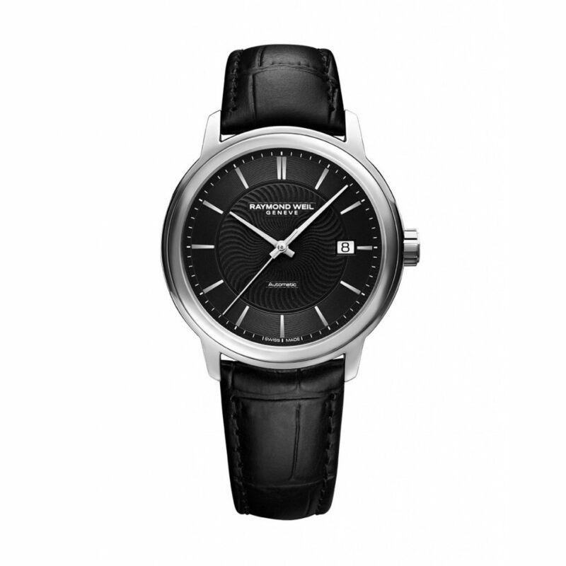 Raymond Weil 2237-STC-20001 Men Maestro Silver Automatic Watch