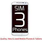 SIM 3 Phones