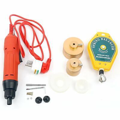 Handheld Electric Bottle Capping Machine Screw Capper Sealing Machine 110v Usa