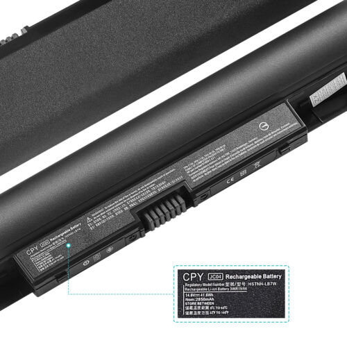 JC03 JC04 Laptop Battery For HP 919700-850 HSTNN-PB6Y HSTNN-LB7V 919701-850 New