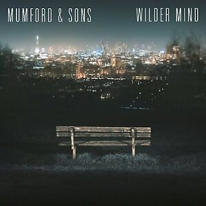 MUMFORD AND SONS - WILDER MIND: CD ALBUM (May 4th 2015)