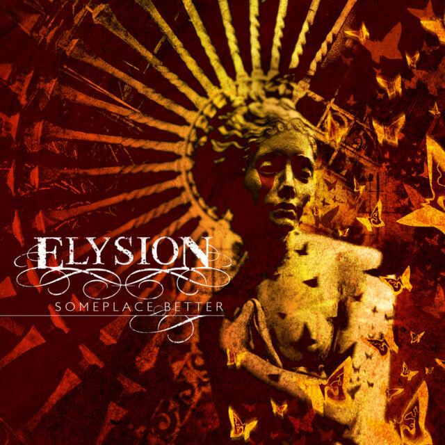 ELYSION - Someplace Better - Digipak-CD - 205856