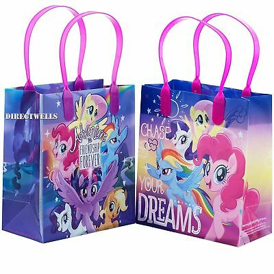 My Little Pony The Movie Goodie Gabs Party Favor Bags Gift Bags Birthday Bags - My Little Pony Party