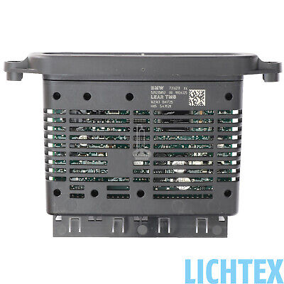 ORIGINAL LEAR TMS LED Leistungs Modul für BMW Scheinwerfer 7316211 BIX 53518380A