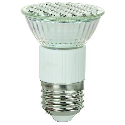 Sunlite LED 2.8 Watt White MR16 Mini Reflector 240 Lumens Light Bulb Mr16 Mini Reflector