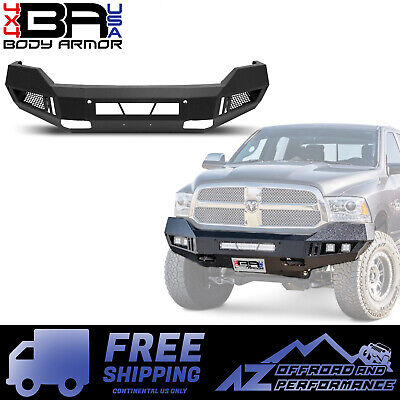 Body Armor 4X4 Eco Series Front Bumper For Dodge Ram 1500 13-18 DG-19339