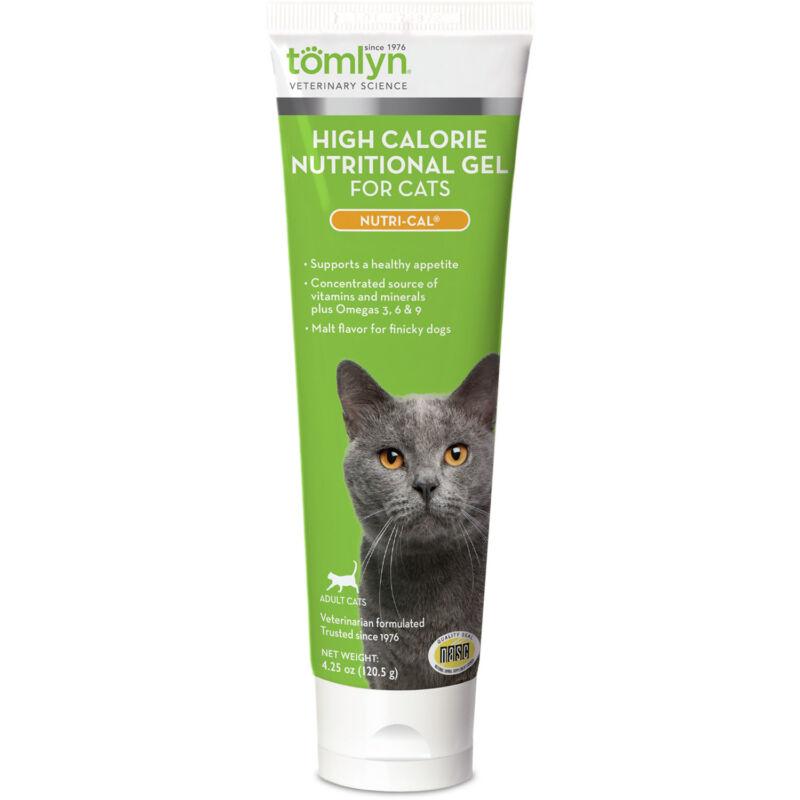 Tomlyn Nutri-Cal for Cats, 4.25 oz Tube