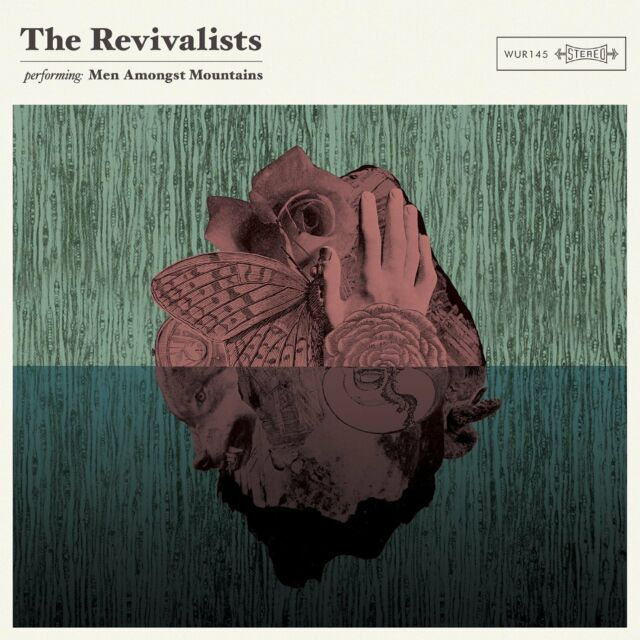 THE REVIVALISTS - MEN AMONGST MOUNTAINS (CD) Sealed