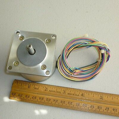 Japan Servo Nema 23 Ky56km0-006 High Resolution Stepper Motor .45 Degstep New
