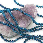 Blue Loose Beads Free Shipping