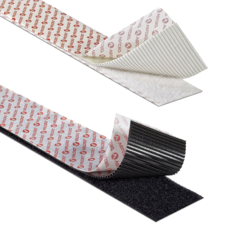 VELCRO Brand Heavy Duty Stick On ULTRA-MATE Self Adhesive Ta