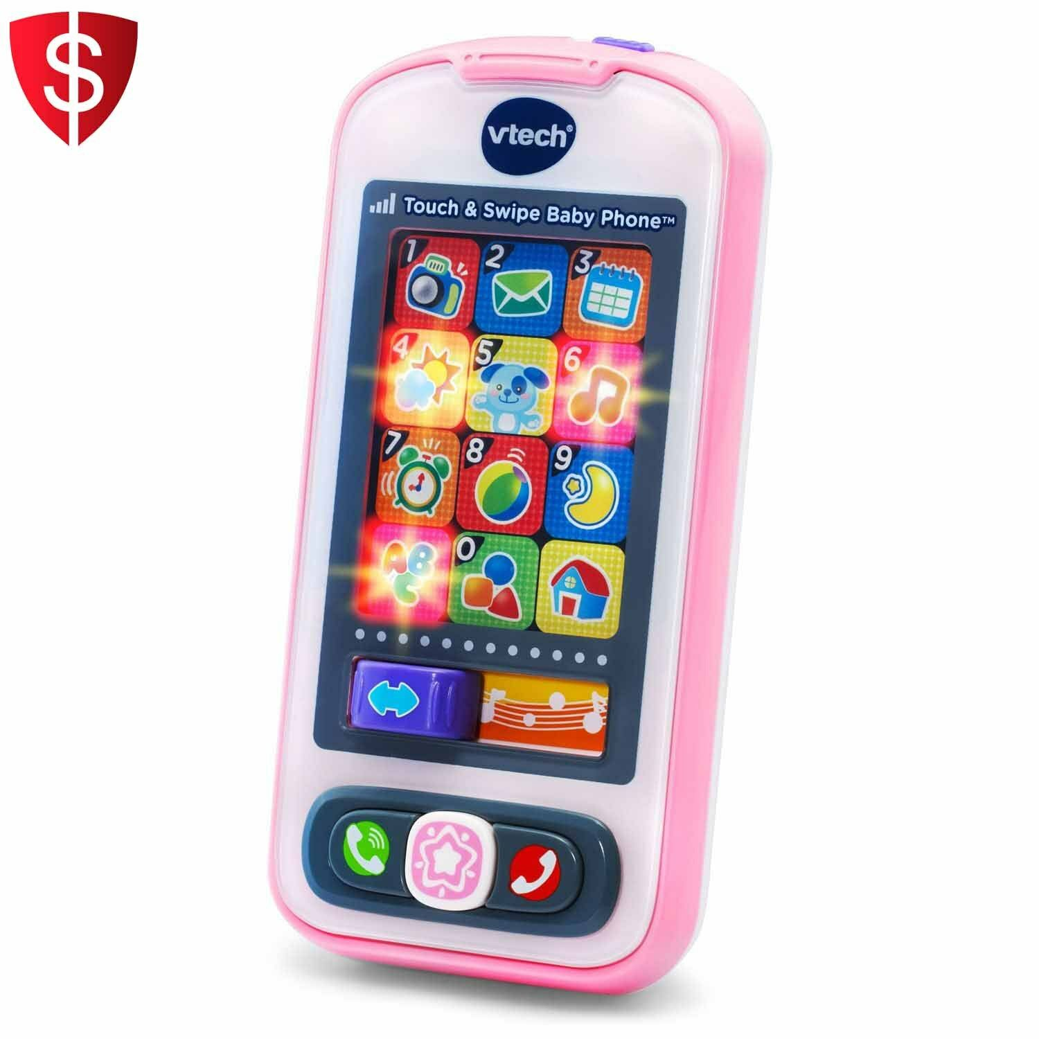 $17.62 - Kids Toy Cell Phone Baby Girl Learning Education Play Musical Mobile Children