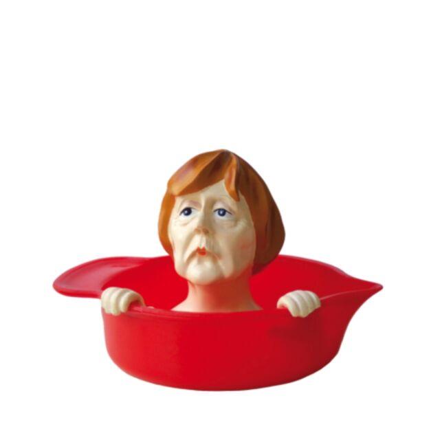 "Angie Zitruspresse Saftpresse "" Angela Merkel "" Zitruspresse Zitronen Presse"