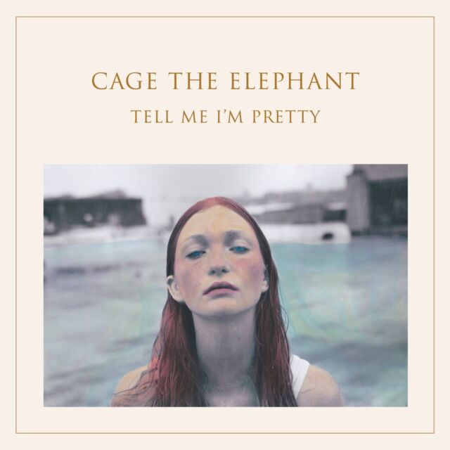 CAGE THE ELEPHANT - TELL ME I'M PRETTY  (LP Vinyl) sealed
