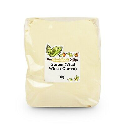 Vital Wheat Gluten (Pure Gluten Flour) 1kg | Buy Whole Foods Online Free UK Main