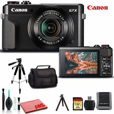 Canon PowerShot G7 X Mark II Digital Camera (Intl Model) Premium Kit