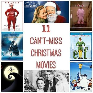 11 Can't-Miss Christmas Movies