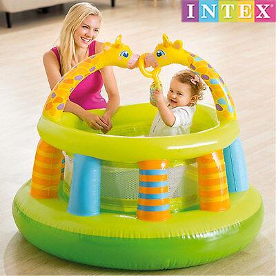 Intex 48474 Baby Laufstall Laufhilfe Laufgitter Activity Center