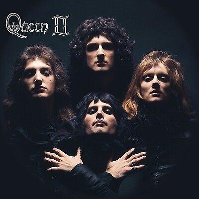 Queen   Queen Ii  Limited Black Vinyl   Vinyl Lp New