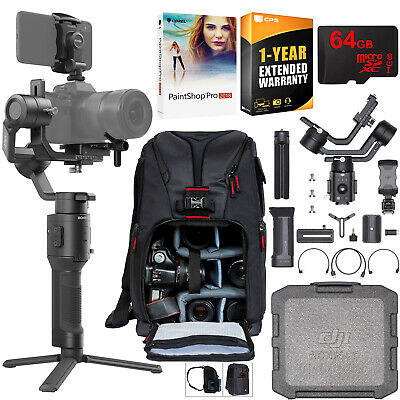 DJI Ronin-SC 3-Axis Handheld Gimbal for Mirrorless Cameras P