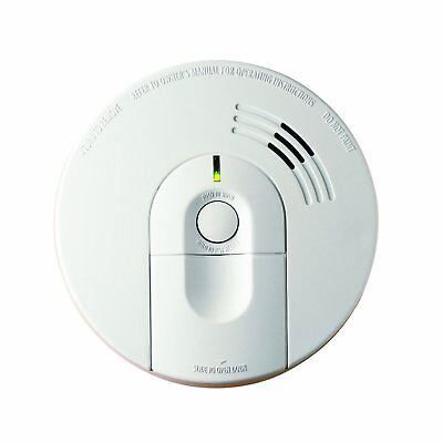 KIDDE I4618 - 120V AC/DC Smoke Alarm with Battery Backup