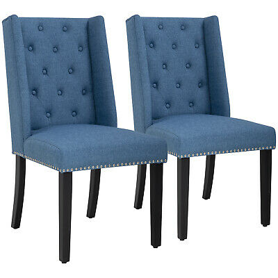 Dining Chairs Kitchen Chairs for Living Room Dining Room Chairs (Set of 2)  Side Chairs